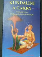 náhled knihy - Kundalini a čakry- Praktická kniha- Cesta uvolnění životní energie