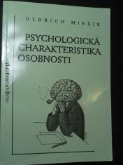 náhled knihy - Psychologická charakteristika osobnosti