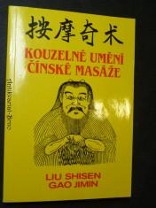 náhled knihy - Kouzelné umění čínské masáže