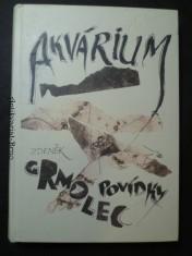 náhled knihy - Akvárium / Intimní duely
