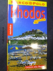 náhled knihy - Marco Polo - Rhodos