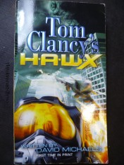 náhled knihy - Hawx