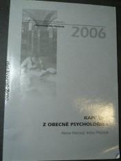 náhled knihy - Kapitoly z obecné psychologie I