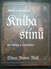 náhled knihy - Kniha stínů: Slavná a starodávná Kniha stínů pro vědmy a čarodějnice