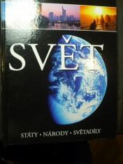 náhled knihy - Svet - krajiny, národy, kontinenty