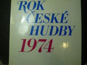 náhled knihy - Rok české hudby 1947