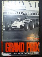 náhled knihy - Grand Prix - kniha o automobilových závodech
