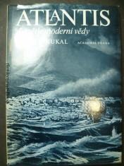 náhled knihy - Atlantis ve světle moderní vědy
