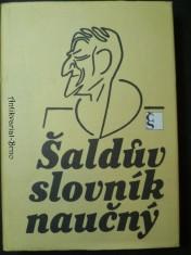 náhled knihy - Šaldův slovník naučný  (z hesel F. X. Šaldy v Ottově slovníku nazčném 1894-1908)