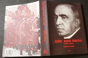 náhled knihy - JUDr. Emil Hácha : (1938-1945)
