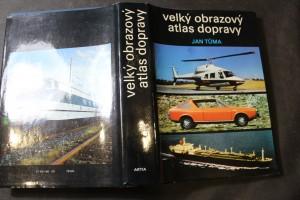 náhled knihy - Velký obrazový atlas dopravy