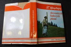 náhled knihy - Z klenotnice slovenských ludových piesní