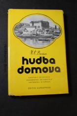 náhled knihy - Hudba domova : kapitoly ze života hudebního skladatele Antonína Dvořáka