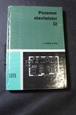 náhled knihy - Pozemní stavitelství III : učebnice pro 3. ročník SPŠ stavebních studijního oboru 36-32-6 Pozemní stavitelství