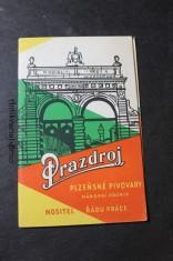náhled knihy - Prazdroj, plzeňské pivovary, národní podnik, nositel řádu práce