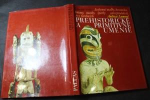 náhled knihy - Prehistorické a primitivne umenie