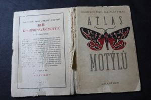 náhled knihy - Atlas motýlů