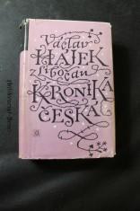 náhled knihy - Kronika česká : výbor historického čtení