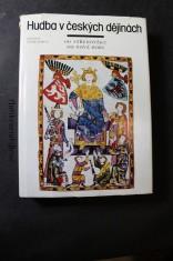 náhled knihy - Hudba v českých dějinách : od středověku do nové doby