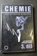 náhled knihy - Chemie pro čtyřletá gymnázia