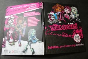 náhled knihy - Monster High - třída století : ročenka, pro kterou bys umřela! Třída stolet�