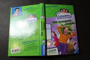 náhled knihy - Unser Geheimnis, Der Schönheits-Zauber