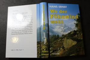 náhled knihy - Wo der Föhnwind weht