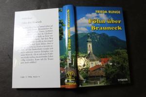 náhled knihy - Föhn über Brauneck (kniha je 2x)