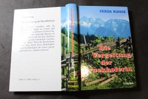 náhled knihy - Die Vergeltung der Bruckhoferin (kniha je 2x)