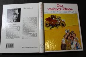 náhled knihy - Das verhexte Telefon von Erich Kästner