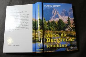 náhled knihy - Wenn die Bergfeuer
