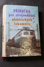 náhled knihy - Příručka pro strojvedoucí elektrických lokomotiv. 1. díl.
