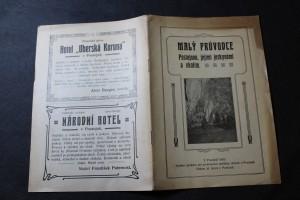 náhled knihy - Malý průvodce Postojnou, jejími jeskyněmi a okolím