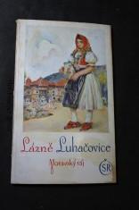 náhled knihy - Lázně Luhačovice : Moravský ráj : Č.S.R