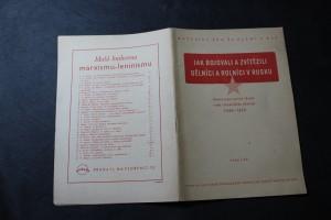 náhled knihy - Jak bojovali a zvítězili dělníci a rolníci v Rusku : osnova pro první thema r. stranického školení 1949-1950