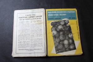náhled knihy - Nakládání, zavařování a používání všeho ovoce i zeleniny