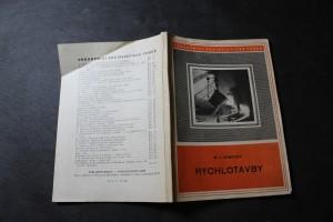 náhled knihy - Rychlostavby