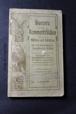 náhled knihy - Kurorte und Sommerfrilchen