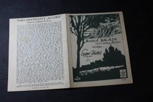 náhled knihy - Sonja, Ruská balada