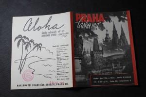 náhled knihy - Praha - láska má...