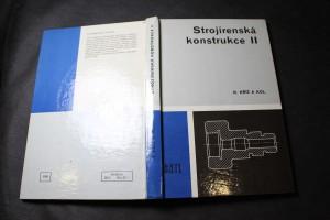 náhled knihy - Strojírenská konstrukce II : učebnice pro 4. ročník středních průmyslových škol strojnických, studijního oboru strojírenská konstrukce