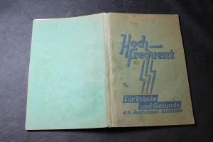 náhled knihy - Hochfrequenz für Kranke und Gesunde, Ein ärtzlicher Ratgeber