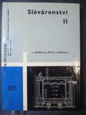 náhled knihy - Slévárenství II.