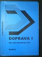 náhled knihy - Doprava I