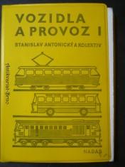 náhled knihy - Vozidla a provoz I