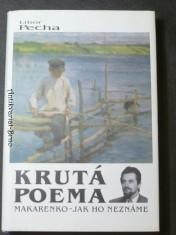 náhled knihy - Krutá poema - Makarenko – jak ho neznáme
