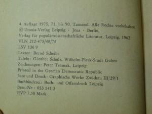 náhled knihy - SPRECHKÜNSTLER WELLENSITTICH - Urania Taschenbücher 1975