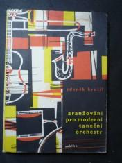 náhled knihy - Aranžování pro moderní taneční orchestr