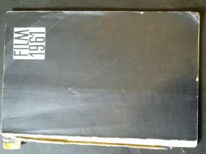 náhled knihy - Film  1961 (filmová ročenka)