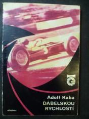 náhled knihy - Ďábelskou rychlostí